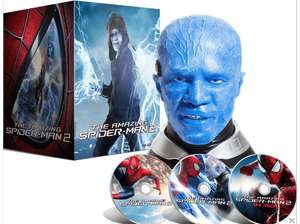 The Amazing Spider-Man 2: Electro Collector's Edition [3D Blu-ray + 2D Version] für 24,99€ (Saturn)