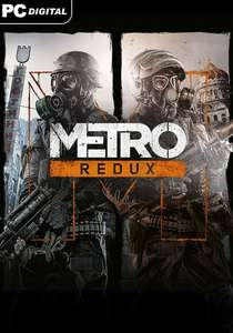 Gamesplanet Sale: Metro Redux Bundle