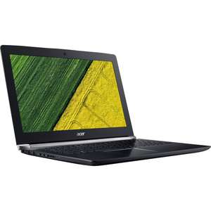 "[Rakuten] Acer Aspire V 15 Nitro Black Edition (VN7-593G-73HP) i7-7700HQ, GTX 1060 6GB, 15""Full HD IPS Display, 8GB RAM, 1TB HDD, TB3 (+411€ in SP (zum Aufrüsten))"