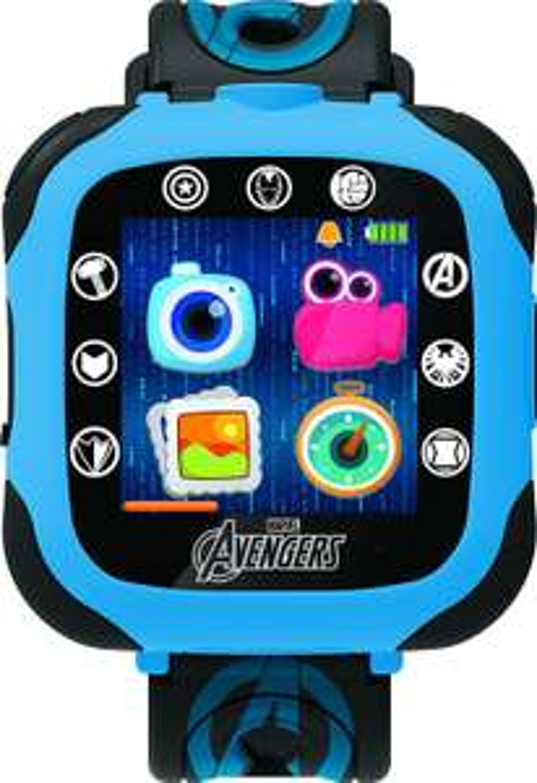"""Lexibook Smartwatch """"Avengers"""" in Blau/Schwarz bei Limango für 33,44€ statt idealo 56,47€ + gratis Füllartikel im Wert von 15€ möglich!"""