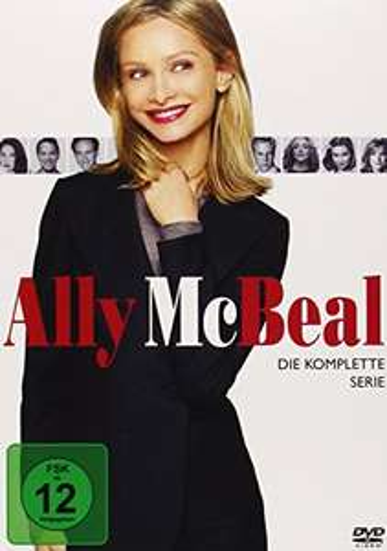 Ally McBeal - Die komplette Serie [30 DVDs]
