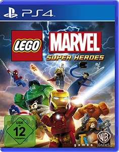 Lego Marvel Super Heroes für PS4 (Vorbestellung) für 12,99€ + Gutschein für Amazon Video im Wert von 1€ @amazon.de (PRIME)