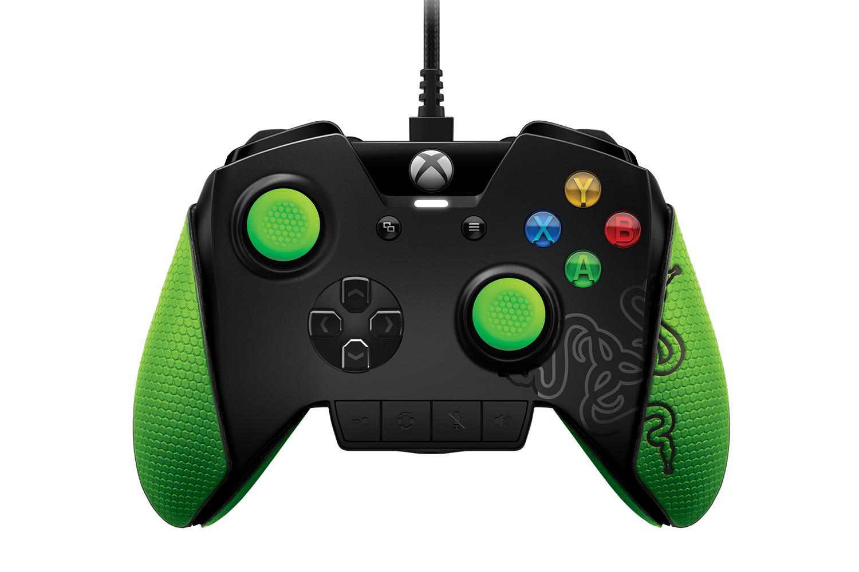 [caseking] Razer Wildcat - Wired Controller in schwarz/grün  (Xbox One / PC, 4 programmierbare Tasten, USB) für 56€ statt 97€