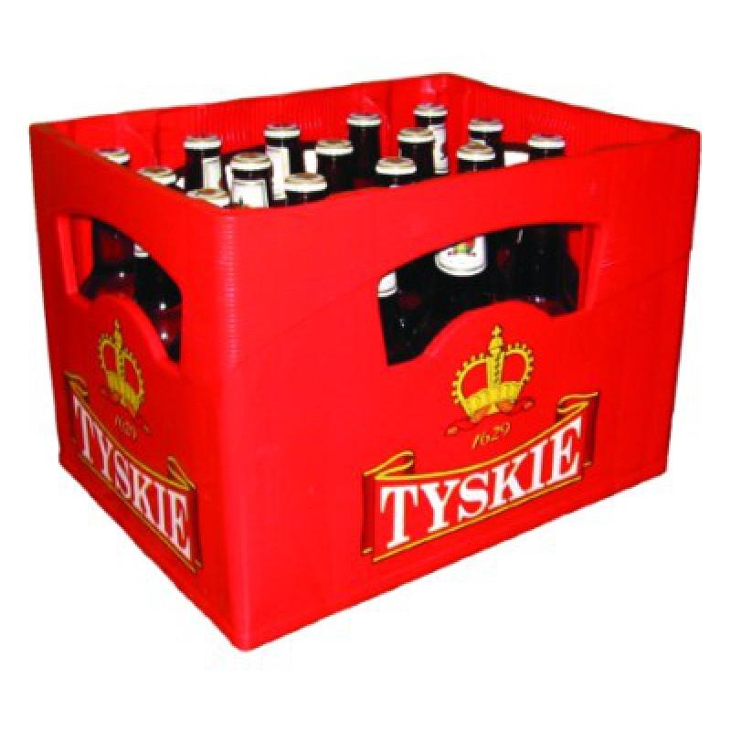 Kasten Tyskie Pils | 20 x 0,5l für 11,00 € [Lokal Zurheide Düsseldorf]
