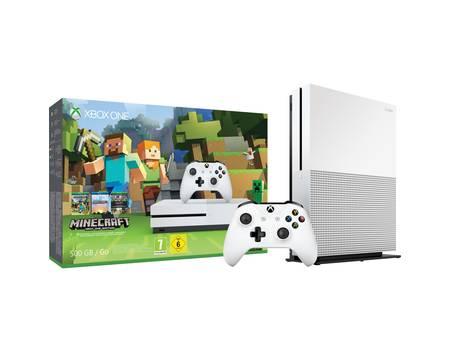 Xbox One S 500GB inkl. Minecraft (allyouneed.de)