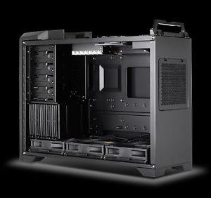 Silverstone SST-RV02B-EW USB 3.0 Raven 2 Evo Midi-Tower - black / Idealo 184€