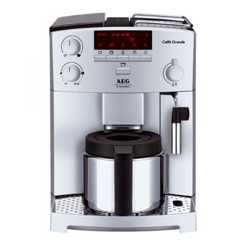 AEG CG 6200 Vollautomat Caffe Grande Kaffeevollautomat 399 € statt 999 €