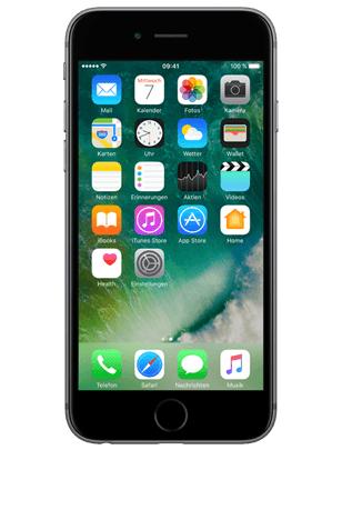 blau.de Allnet L mit iPhone 6s 32 GB -> effektiv 435€ für das Telefon