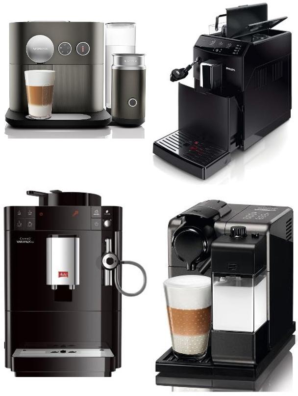[@DC] Kaffeevollautomaten Einzelstücke als Vorführgeräte bzw. Neuware in verschied. Marken [+3% shoop]