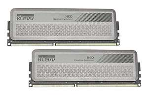 Klevv Neo 16 GB (2x8) DDR3-1866 CL9-10-9-27 [amazon]