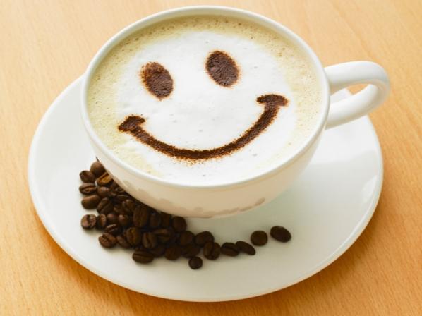 Gratis Kaffee  -  Kaffee Gutschein bei Hugendubel