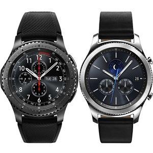 @ebay WOW - Samsung Galaxy Gear S3 R760/R770 Frontier/Classic Smartwatch [+5% shoop]