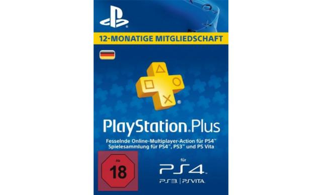 [Gameladen] PS Plus 365 Tage