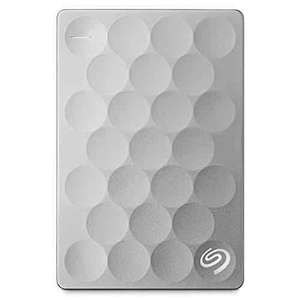 [Amazon] Seagate Backup Plus Ultra Slim 2TB (platin/gold) für 79,99€ statt 103,85€