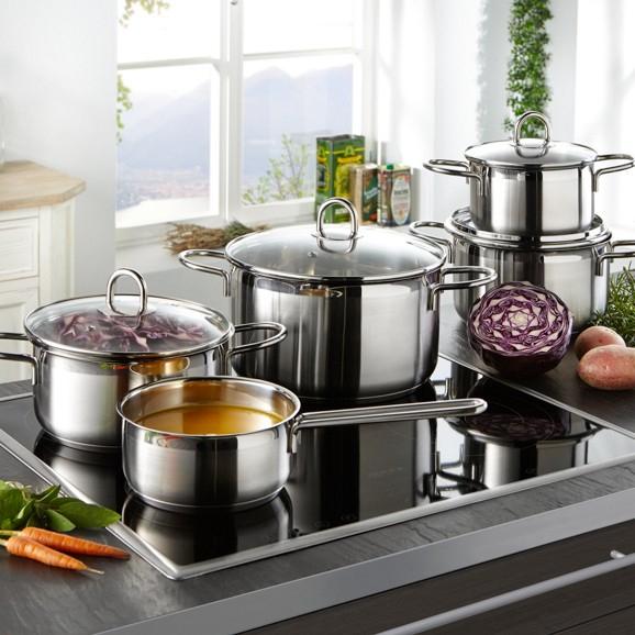 [mömax.de] 5-teiliges Kochtopfset von Elo für 24,34€ inkl. Versand