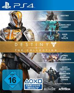 [Gamestop] Destiny - The Collection PS4/Xbox One - 24,99€