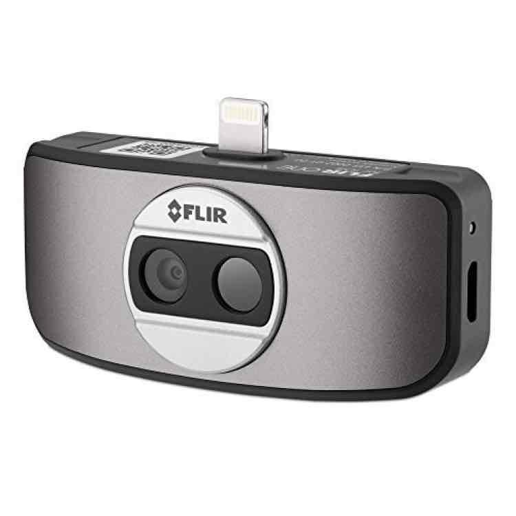 FLIR ONE Wärmebildkamera für iOS-Geräte