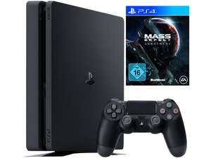 PS4 1TB Slim incl. Mass Effect Andromeda im Saturn Ebay Outlet