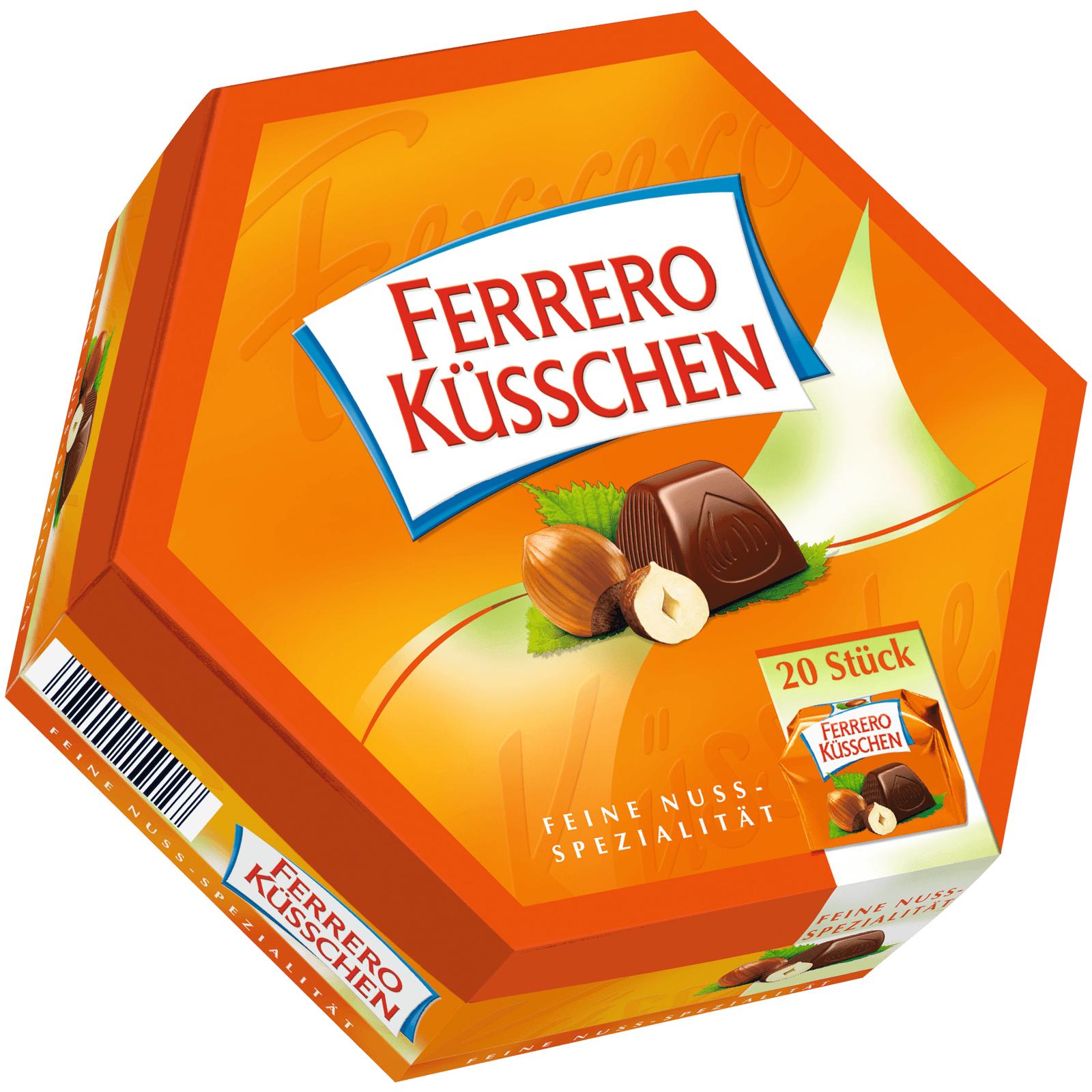 [Penny ab 03.04.] Ferrero Küsschen & Mon Chéri für 1,88€