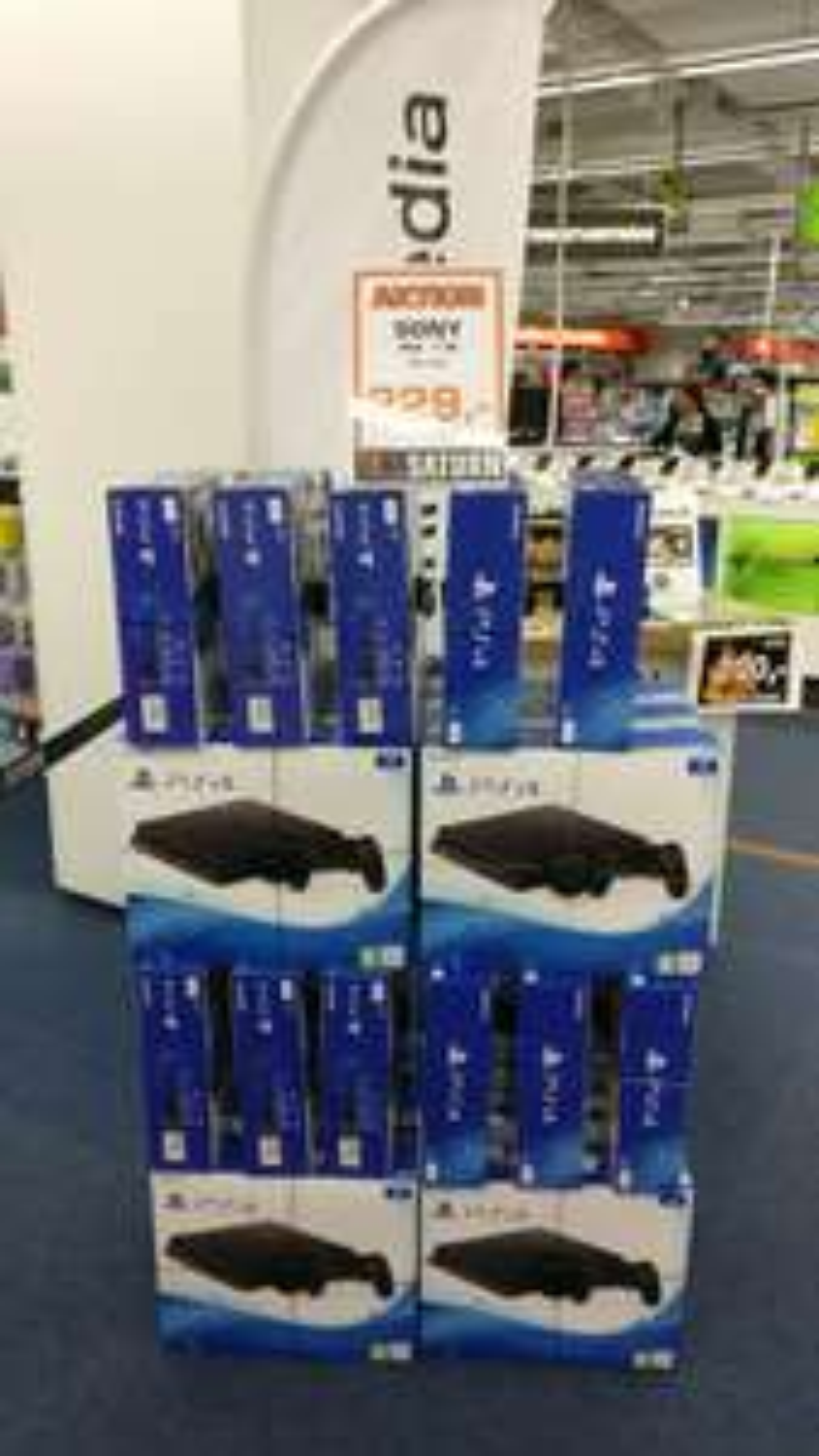 Sony Playstation 4 1 Terrabyte