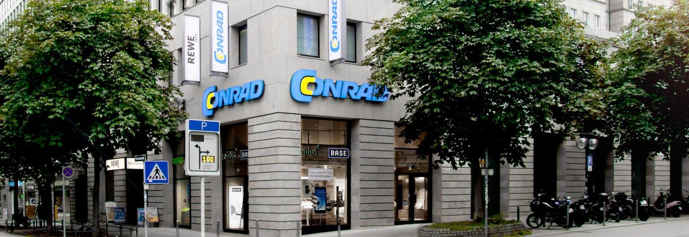 Conrad Electronic in Stuttgart hat am 01.04. 10% Rabatt auf alles*