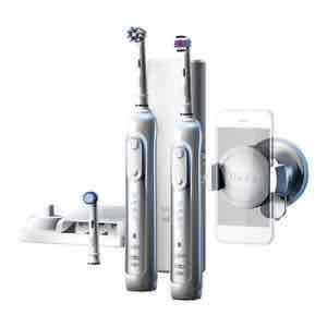 Oral B Genius 8900 Elektrische Zahnbürste Bluetooth + 2. Handstück ~eBay