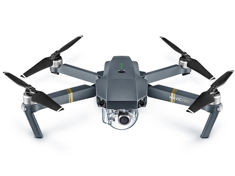 DJI Mavic Pro 4K Quadrocopter (Versand aus DE) // -10% auf DJI und Yuneec Produkte