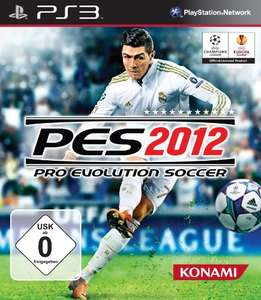 [Amazon WHD & Prime] PES 2012 - Pro Evolution Soccer (PS3) - gut (12x)