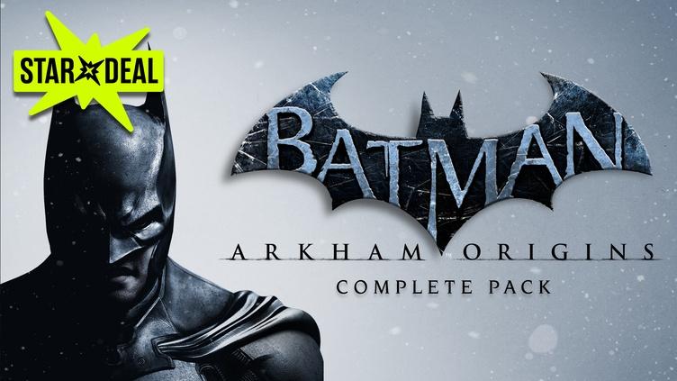 Batman Arkham Origins - Complete Pack für 4,99€ [Bundle Stars] [Steam]
