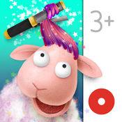 App: Freddi Friseur Styling Spiel für Kinder von wonderkind gratis [iOS]