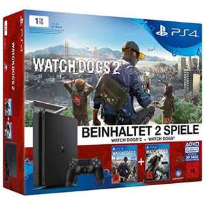 PlayStation 4 1TB Bundle + 2 Controller und Charger + 3 Monate (MM Berlin)