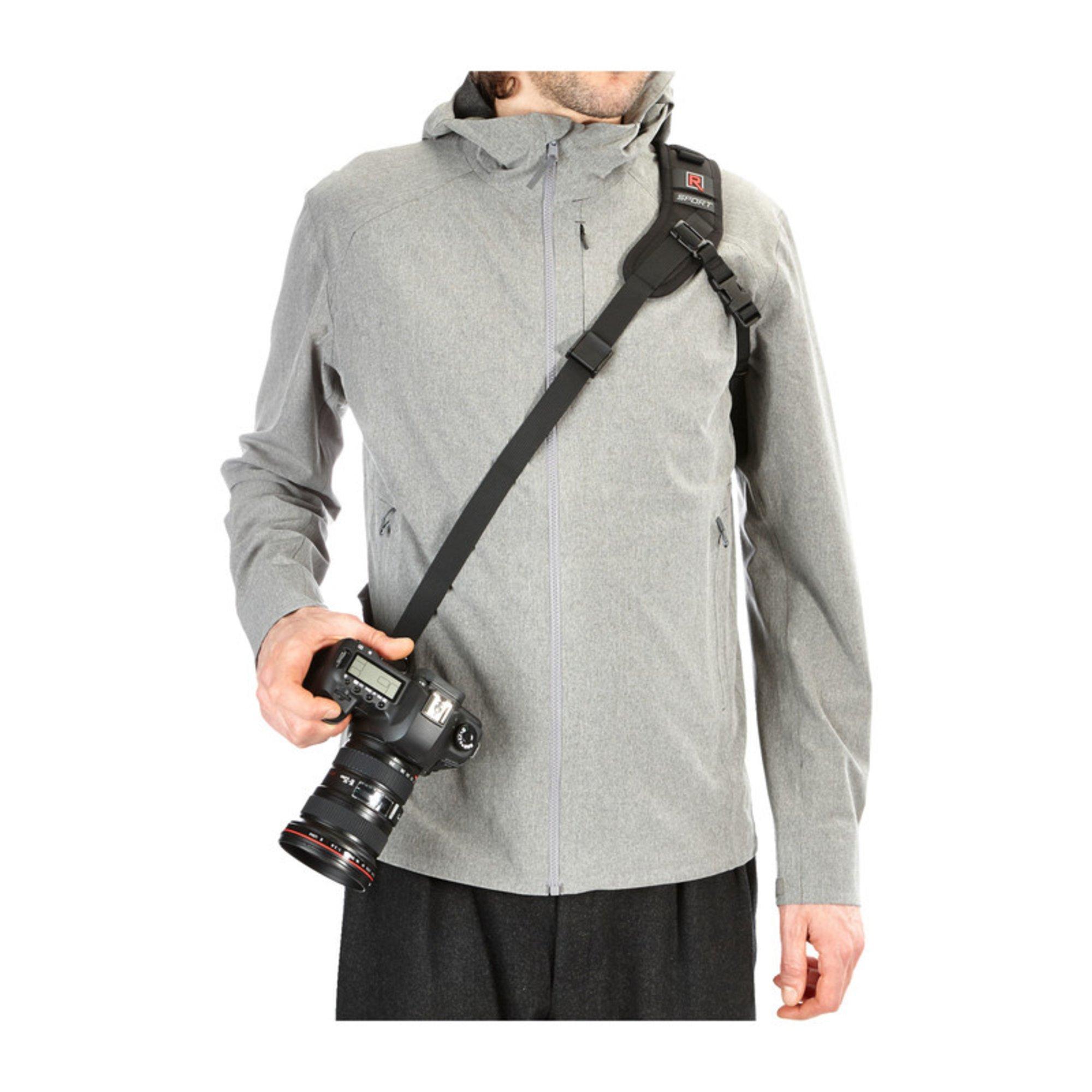 (ausverkauft) Blackrapid R-Strap Sport Kameragurt [Globetrotter]