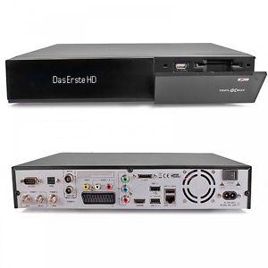 AX TriplexBox Linux E2 Sat-Receiver 2xDVB-S2 ,DVB-C ,DVB-T2