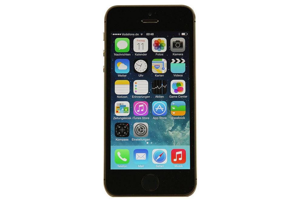 [Ebay] IPhone 5s 16 GB -WIE NEU- (ohne Ladegerät)