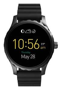 [Amazon] Fossil Q Herren-Smartwatch FTW2107