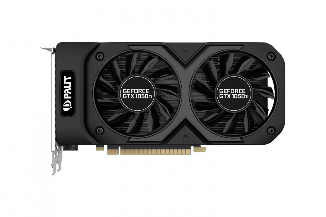 [NBB] Palit GeForce GTX 1050 Ti Dual OC, 4GB GDDR5, DVI, HDMI, DisplayPort