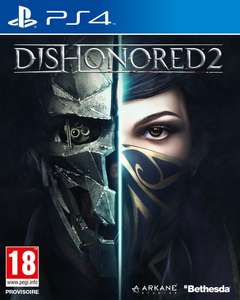 Dishonored 2 (PS4/Xbox One) für 20,70€ [Amazon.fr]