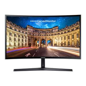 "NBB Ab 18 Uhr! Samsung C24F396FHU 24"" FHD Curved Monitor, VA-Panel, 4ms, 60hz, Freesync"