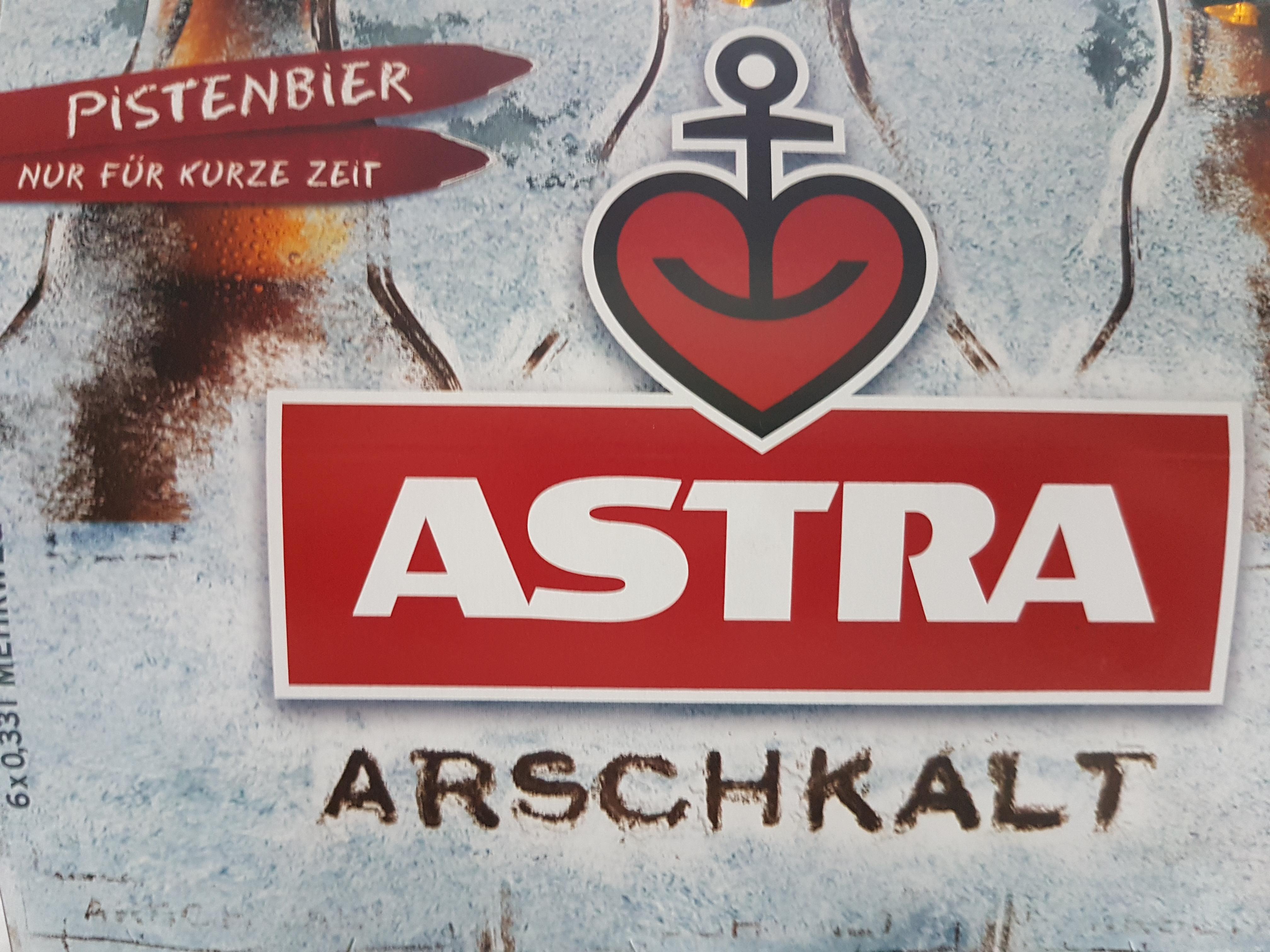 [Lokal] Neukirchen-Vluyn - Astra Arschkalt 6 Pack für 2,22Euro