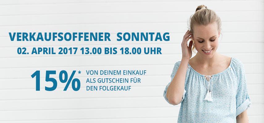 [Lokal Bad Waldsee] 15% Gutschein am verkaufsoffenen Sonntag bei Baby Walz