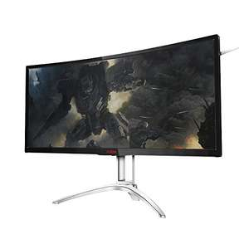 Amazon.it AOC AG352UCG Gaming-Monitor TFT 3440 x 1440@100 Hz 35 Zoll 2000 R curved G-Sync Vorbestellung