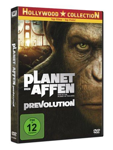 [Amazon WHD & Prime] Planet der Affen: Prevolution (DVD, wie neu, 12x)
