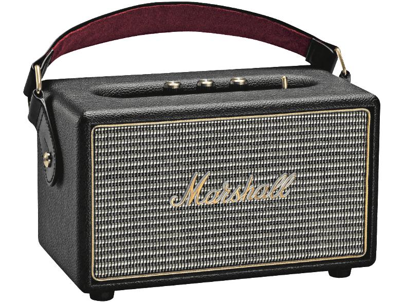 Marshall Kilburn, Bluetooth Lautsprecher (Schwarz) für 165€ versandkostenfrei (Saturn)