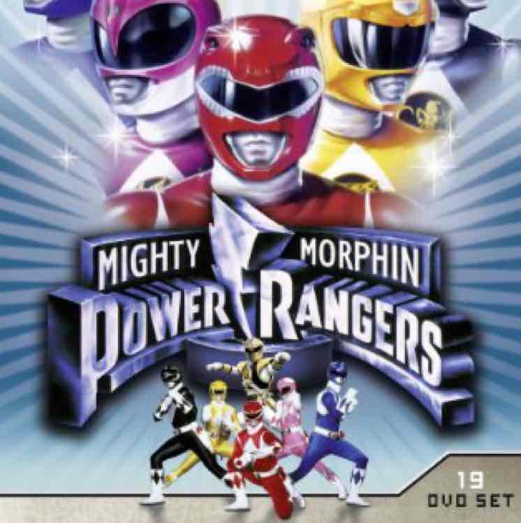 Mighty Morphin Power Rangers - Die komplette Saga