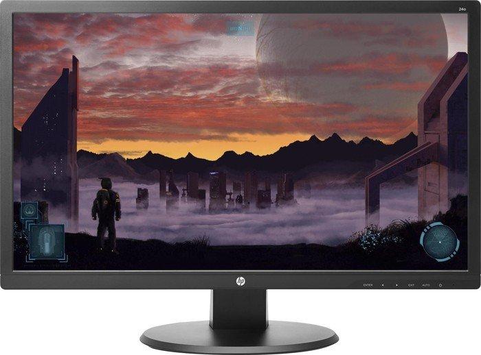 HP 24o Monitor (24'' FHD TN, 2ms, 250cd/m², 1000:1, HDMI + DVI + VGA) für 89€ versandkostenfrei [Mediamarkt]