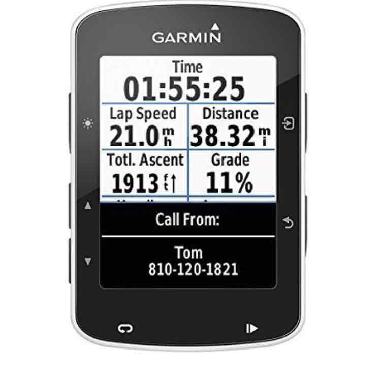 Garmin Edge 520 (179,99€) oder  Explore 1000 (282,99€) Amazon