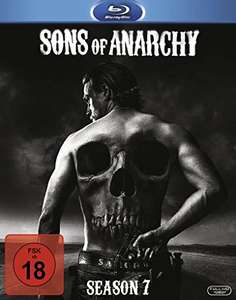 [amazon.de] Sons of Anarchy - Season 7 [Blu-ray] 16,97 € inkl.Versand