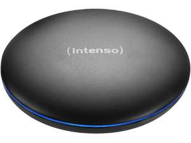 INTENSO 6027560 Memory Space, 1 TB, Schwarz, Externe Festplatte, 2.5 Zoll