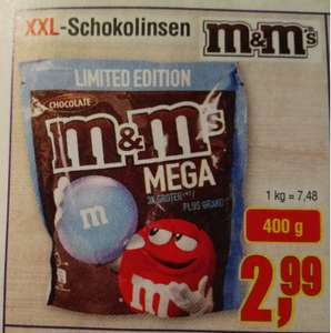 Centershop M&M´s Limited Edition 400gramm (Kg 7,48)