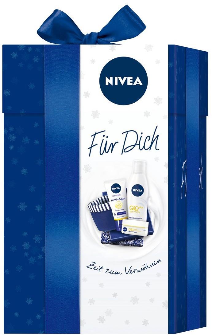 Nivea Geschenkset Q10, 1er Pack (1 x 3 Stück) für 5,84€ [Amazon Plus Produkt]